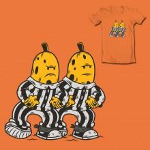 Bananas on the run